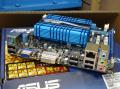 ファンレス仕様の省電力APU搭載マザーがASUSから!