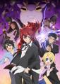 TVアニメ「キューティクル探偵因幡」、メインスタッフ/キャストとキービジュアルを発表!