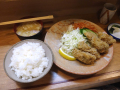 2012年秋到来! 「とんかつ冨貴」のカキフライ定食がスタート