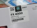 最大4GHz駆動のAMD製4コアCPU「FX-4300」が発売に! 実売約1.1万円