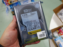 WesternDigital製の4TB HDDがデビュー! 企業向け「WD RE」シリーズ