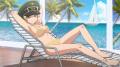 「ガールズ&パンツァー」、BD映像特典OVAの第1話は水着回に! 場面写真を公開