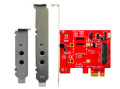 Mini PCI Express→PCI Ex1変換アダプタが玄人志向から! 「MPCIE-PCIEX1」発売
