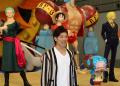 東北楽天・松井稼頭央、「ワンピースグランドアリーナツアー in 仙台」に来場! 松井:「二コ・ロビンが好きです」