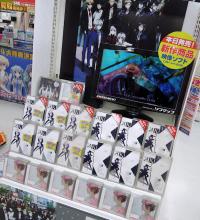 7人の覆面作家集団によるオリジナルアニメ! 「K」、放送開始1ヶ月で第3話までのBD/DVDを発売