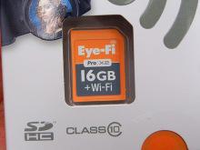 Class10対応のEye-Fi最上位モデル! 「Eye-Fi Pro X2 16GB Class 10」発売