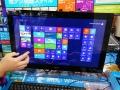 10点マルチタッチ対応の液晶モニタがAcerから! Windows 8正式サポート