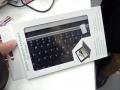 スタンドやカバーとして利用できるiPad mini/Nexus 7用キーボードが登場!
