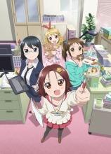 TVアニメ「まんがーる!」、1月2日スタート! 編集未経験の女子たちがマンガ雑誌を立ち上げる姿を描いたドタバタ奮闘コメディ