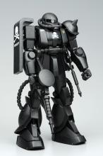 漆黒の「PG 1/60 MS-06F ザクII」が登場! STRICT-G×mastermind JAPANによる限定コラボガンプラ