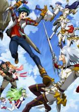 2012秋アニメ一番の問題作「イクシオン サーガ DT」、一挙放送が決定! イベント「未来を考える○ンポジウム!」も