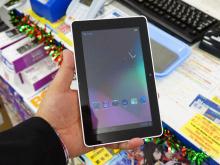 2012年12月14日から12月21日までに秋葉原で発見したスマートフォン/タブレット