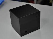 手乗りサイズの小型キューブケース! アビー「acubic NE04」発売