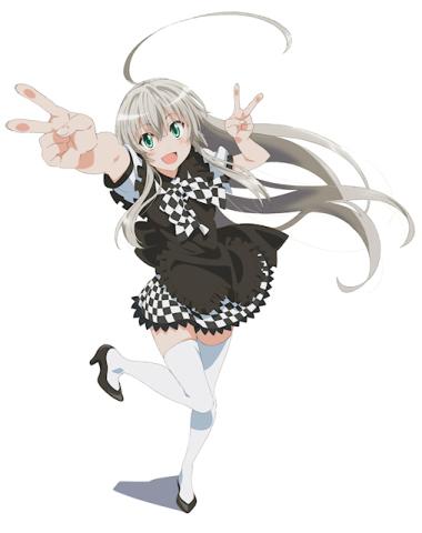 TVアニメ「這いよれ!ニャル子さんW(ダブル)」、ティザービジュアル公開! キャラソンCD発売や第1期の再放送情報も