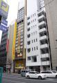 万世橋交差点付近にカプセルホテルがオープン予定か、工事完了は2013年3月