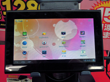 ワンセグ搭載の格安7インチタブレット「LuvPad AD702TV」が登場!