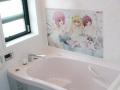 「To LOVEる-とらぶる-ダークネス」の耐水ポスターが登場! ヒロイン3人の風呂シーンを採用
