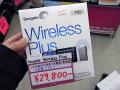 大容量&長時間駆動のネットワークモバイルストレージSeagate「Wireless Plus」が登場!