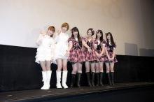 2012年AKB48ドキュメンタリー映画、福岡舞台挨拶レポート! 梅ちゃん:「(去年1番の涙は)戸賀崎さんと目があってトロフィーもらった時」