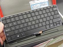 英語配列の「Windows 8キー」付きキーボード「Wedge Mobile Keyboard」が登場!