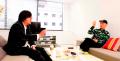 富野由悠季、細田守(「おおかみこども」)との対談で太鼓判! 「悔しいけど、細田監督はものすごくできるようになったなと思いました」