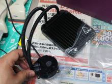 COOLERMASTERの新型水冷キットが登場! 「Seidon 120M」発売