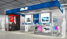ソフマップ秋葉原本館、2月20日より「ASUS フラッグシップ・コーナー」を設置! R.O.G.ゲーミングマシンの体験も可能