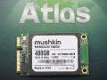 480GBのmSATA SSDが初登場! mushkin「MKNSSDAT480GB」発売