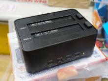 PCなしでコピー&消去も可能なHDDスタンドが玄人志向から! USB3.0対応
