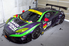 「マクラーレン MP4-12C GT3」でSUPER GT300に参戦! エヴァンゲリオンレーシング、2013参戦体制を発表