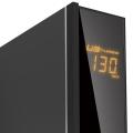 転送速度がひと目でわかる外付けHDDケースが発売! 前面にLCDパネル装備