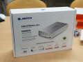 USB3.0/FireWire800両対応のポータブルHDDケース! アルミ筺体/12.5mm厚も対応
