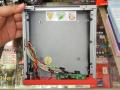 ツートンカラーのThin Mini-ITX対応スリムケース! G-Alantic「GA6201RD」発売