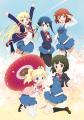 日英JK交流アニメ「きんいろモザイク」、放送開始時期は7月に! キービジュアルとスタッフも発表
