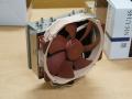 15cmファン搭載のサイドフロー型CPUクーラーがNoctuaから! 大型モデル