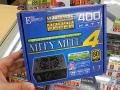 80PLUS GOLD認証取得のSFX電源!サイズ「MITY MITE4」