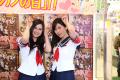 TVアニメ「フォトカノ」、秋葉原で「光河学園広報部」創部を発表! 就任した2人よる無料配布も