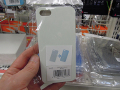 日光で色が変化するiPhone 5用ケース! 「iPhone5用 紫外線で色が変わるケース」