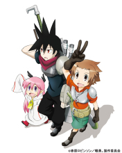 ヤマカン監督作品「戦勇。」、TV第2期シリーズ制作決定! 4月24日には第1期の全話一挙配信も