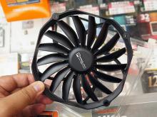 厚さ15mmの薄型14cmファンが発売! PROLIMA TECH「Ultra Sleek Vortex 14」