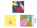 響子さんの「PIYO PIYOエプロン」がタオルに、テンちゃんやPちゃんはぬいぐるみに! 一番くじ「るーみっくわーるど 35th Anniversary」