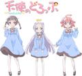 アニメ「天使のどろっぷ」、5月12日からTV放送がスタート! スタッフ/キャスト情報を公開
