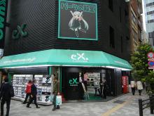 ツクモeX.がリニューアルオープン! PCパーツ売り場は全て上層階へ