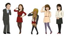 桃屋、オリジナルアニメ「ご縁ですよ!」を公開! 主力商品を擬人化した恋愛ショートコントドラマ(全4話)