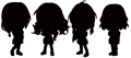 \アッカリーン/ 「一番くじ ゆるゆり♪♪」、5月上旬より発売! ごらく部と生徒会のミニフィギュアなど