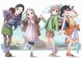 女子登山アニメ「ヤマノススメ」、5月3日から埼玉県・飯能市でラリーイベントを開催! 5月4日のアド街は「飯能」回に