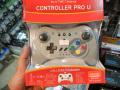 スーファミのコントローラー風ワイヤレスゲームパッドが発売! WiiU/Wii向け