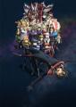 銀河マジェプリ、第1章「新兵たち」完結記念で5月9日に第5話までの一挙配信を実施! ゲスト登場の特別番組も