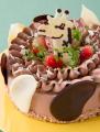 オリジナルアニメ映画「ハル」、デザートバイキング「スイーツパラダイス」とコラボ! 特製チョコケーキを期間限定で提供
