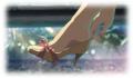 新海誠の新作アニメ映画「言の葉の庭」、プロダクトプレイスメントで「ダイアナ」などのブランド品が登場